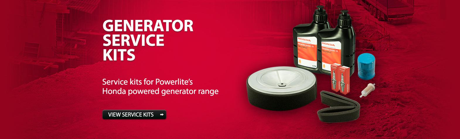 Generator Service Kits