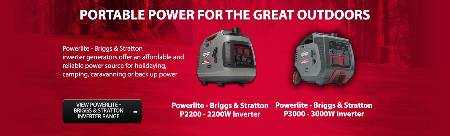 Briggs & Stratton Inverters