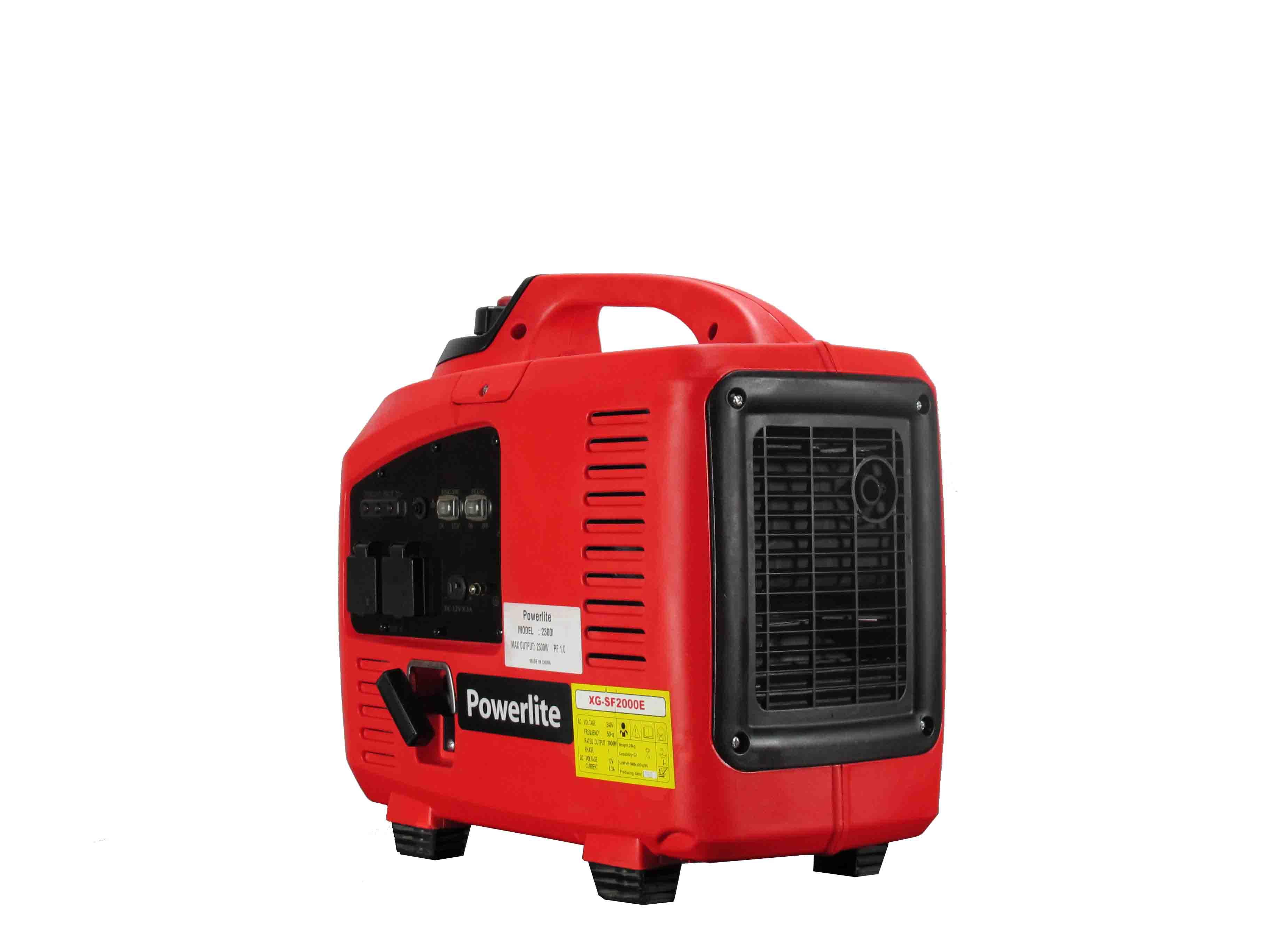 2300i – 2300W Inverter Generator
