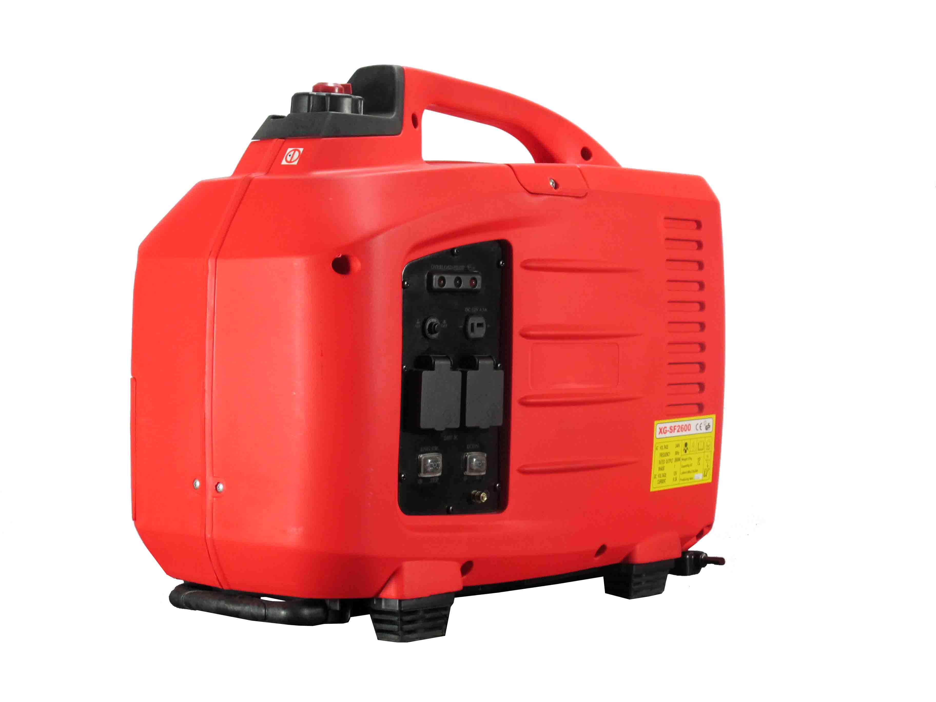 3000i – 3000W Inverter Generator