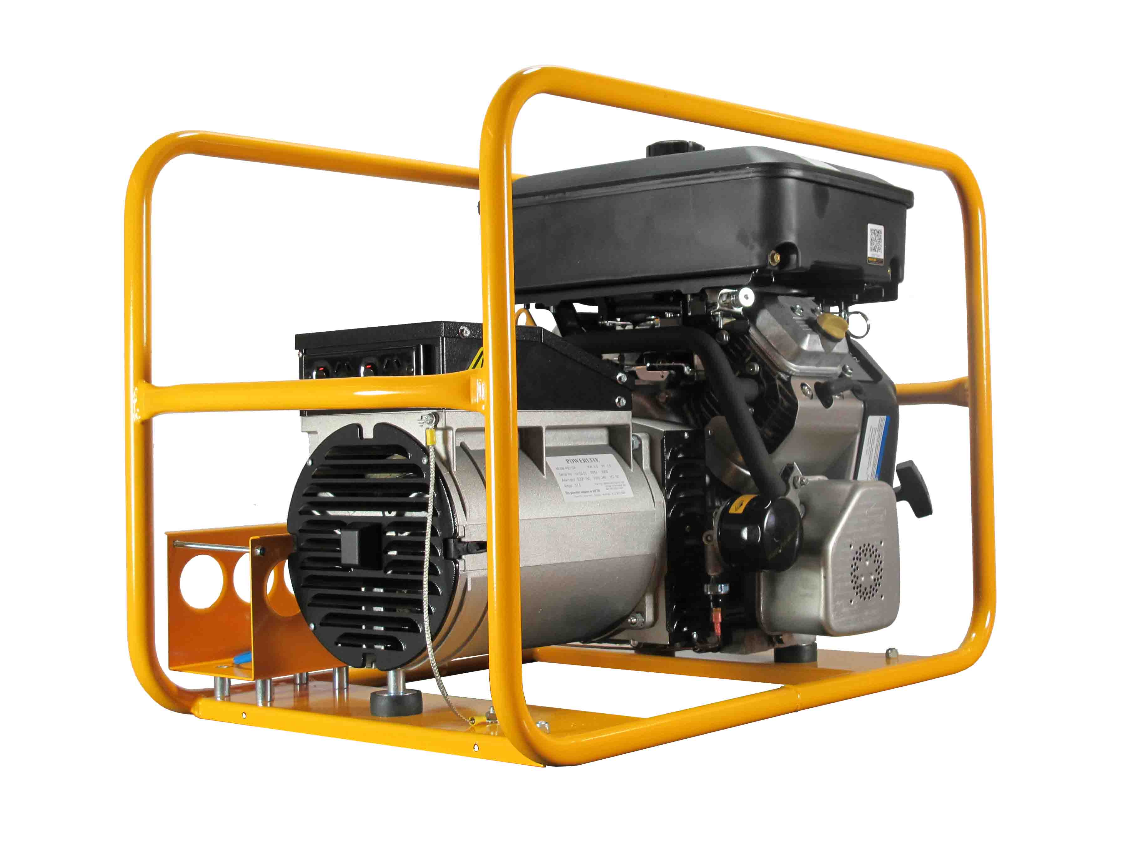 PB100E – 8 000W Generator with battery