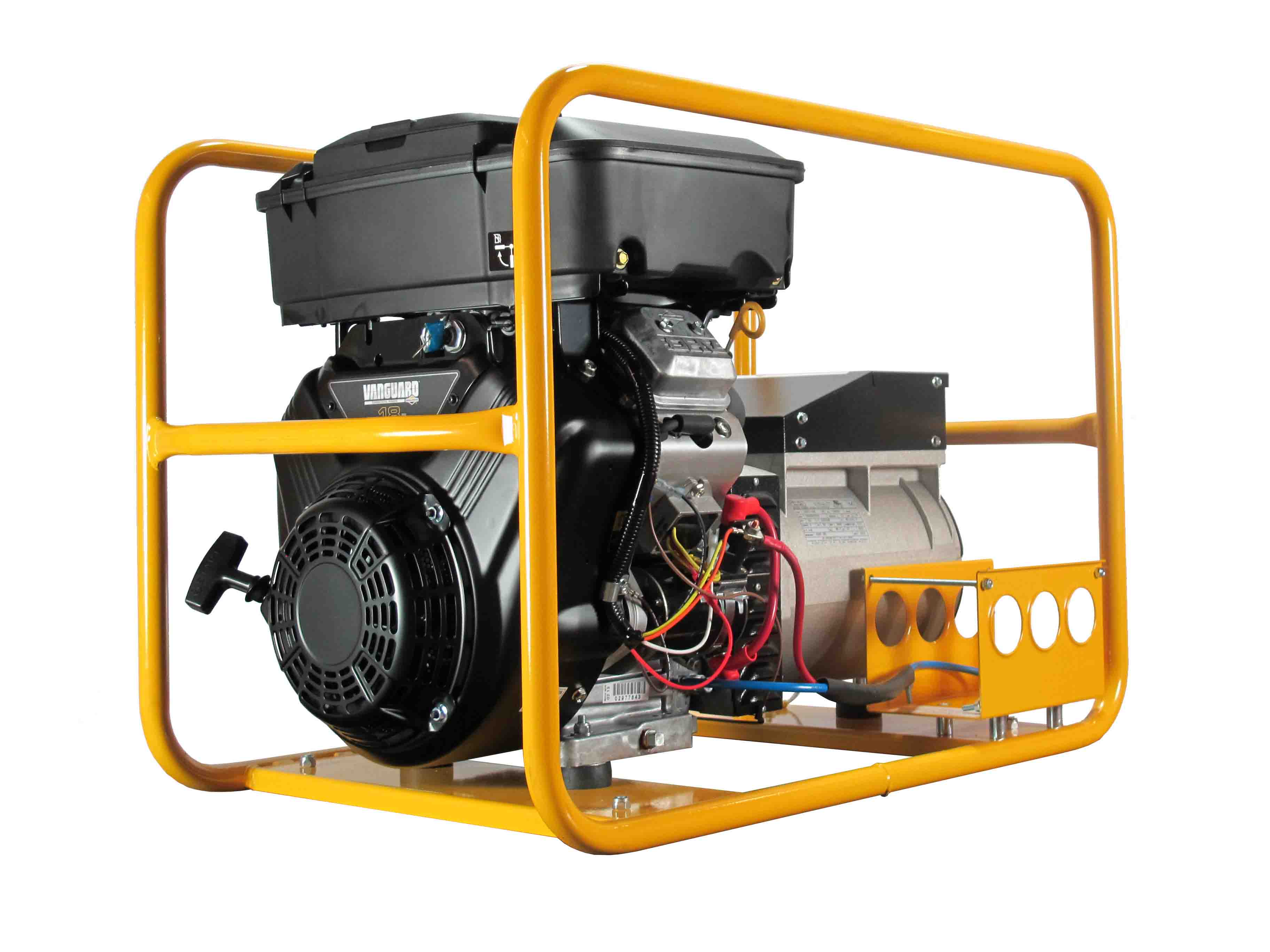 PB110E – 9 000W Generator with battery