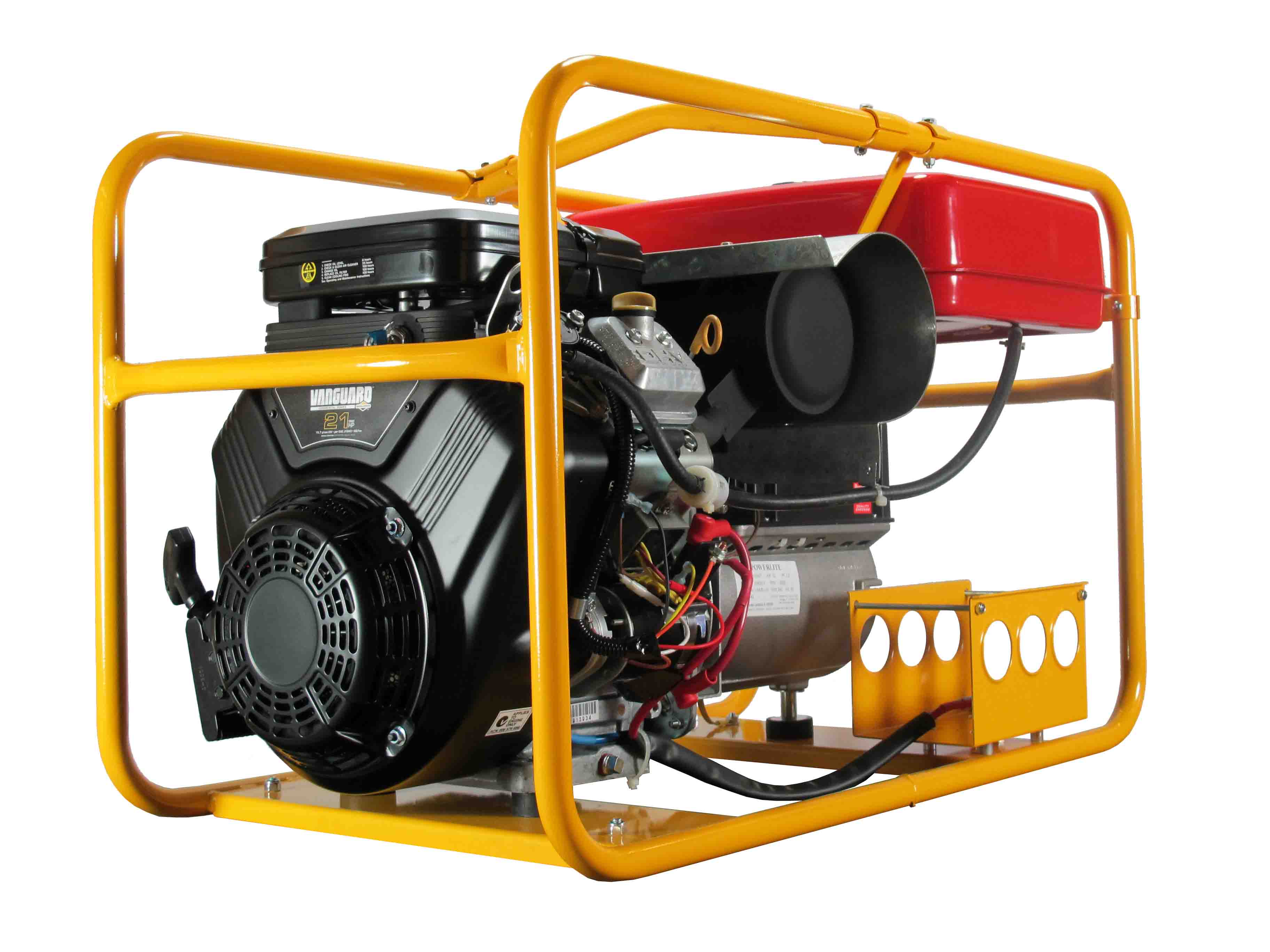 PB120ET – 10 000W Generator with battery