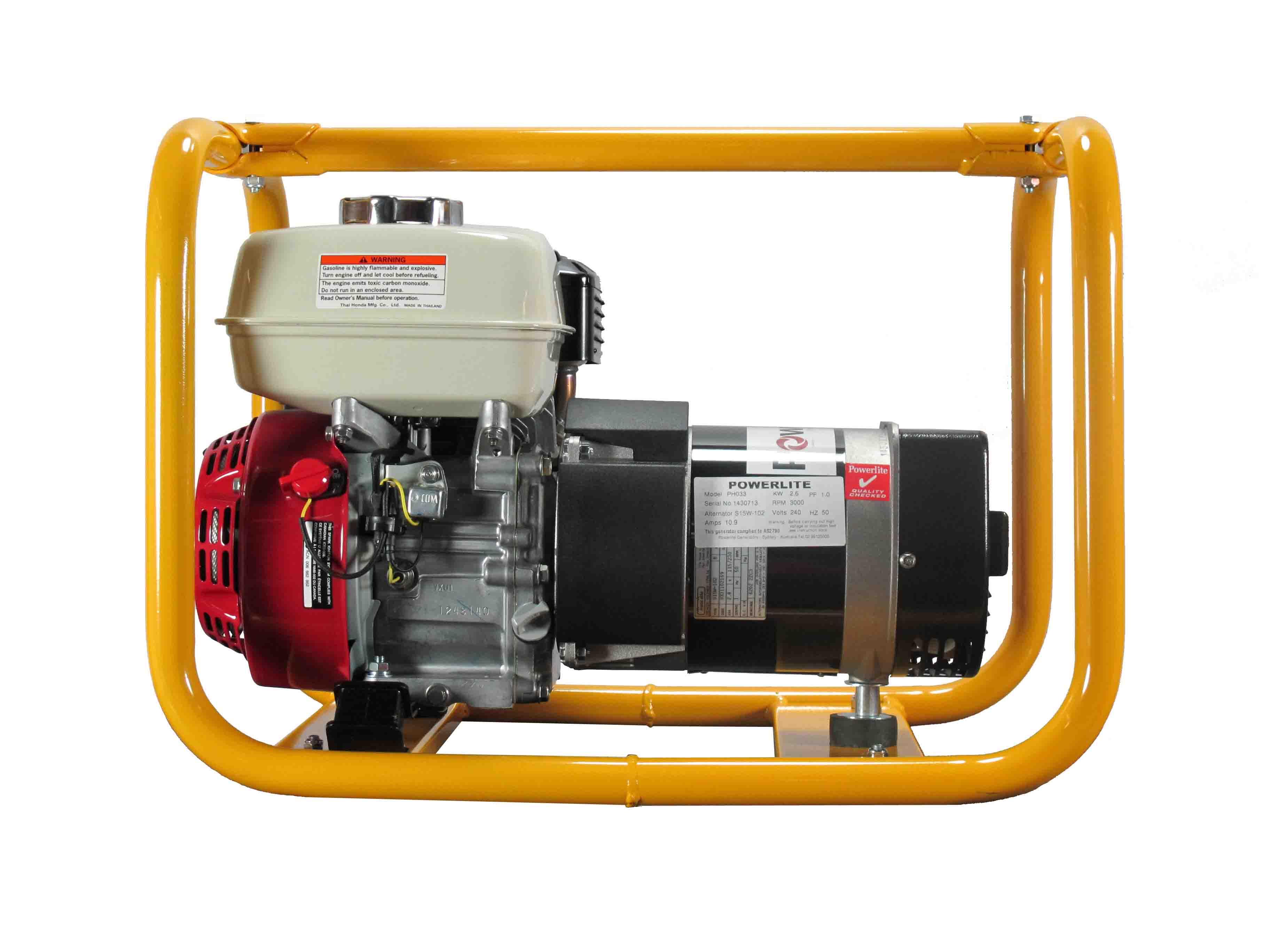 PH033 – 2 600W Generator