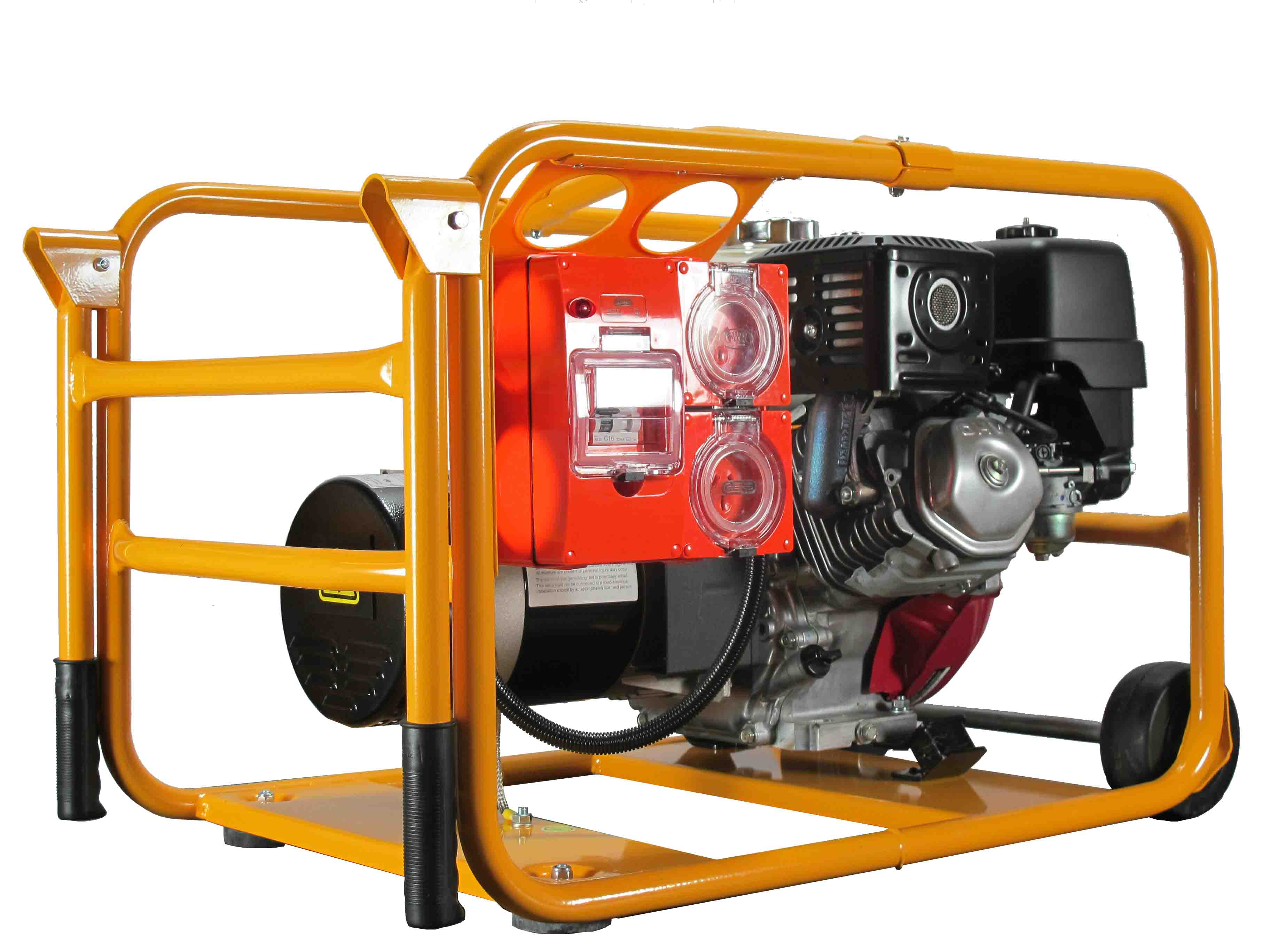 PH – 4 000W Generator with WS4G and W&H Frame