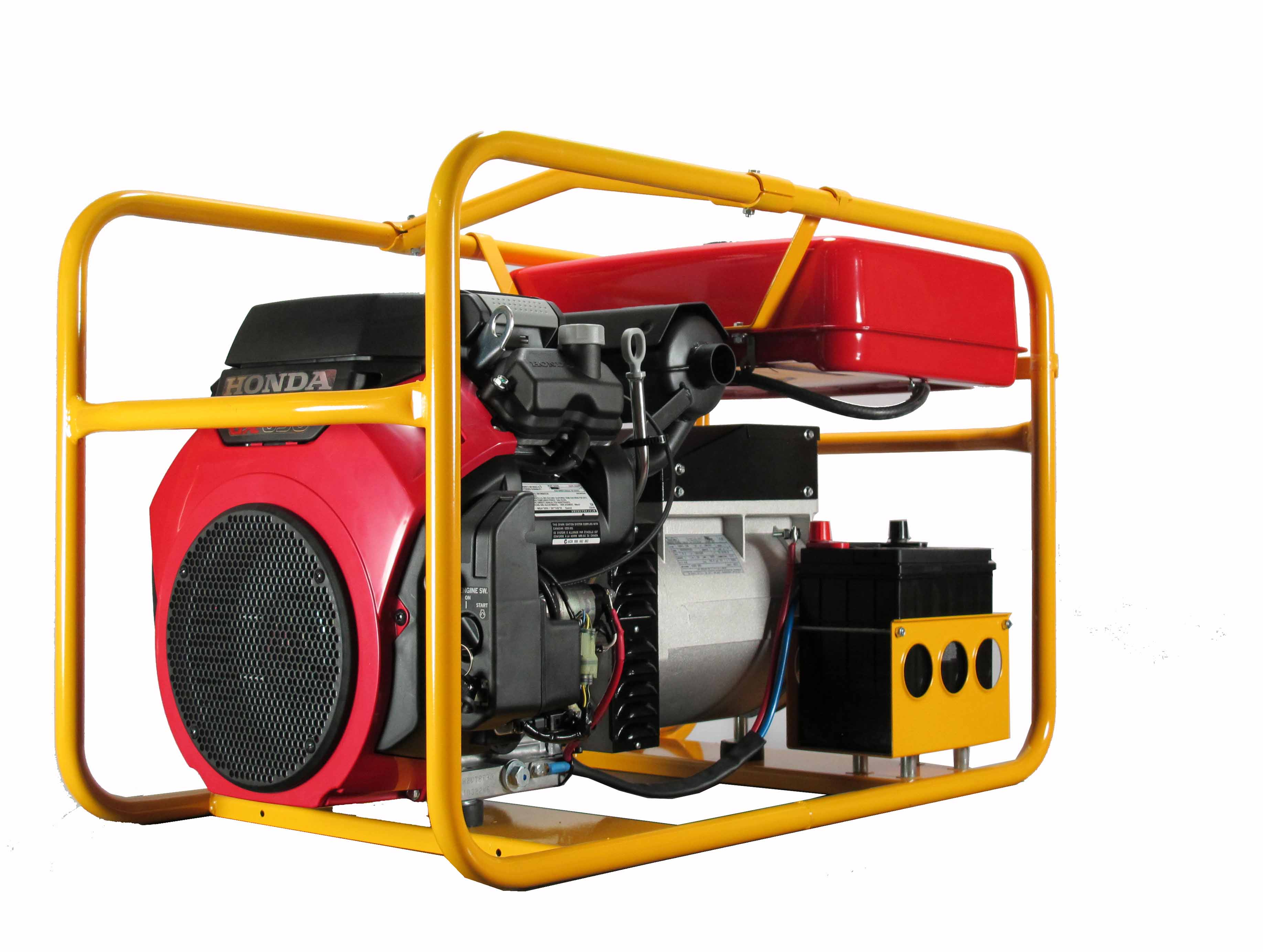 Ph110et 9 000w Generator With Battery Powerlite Power