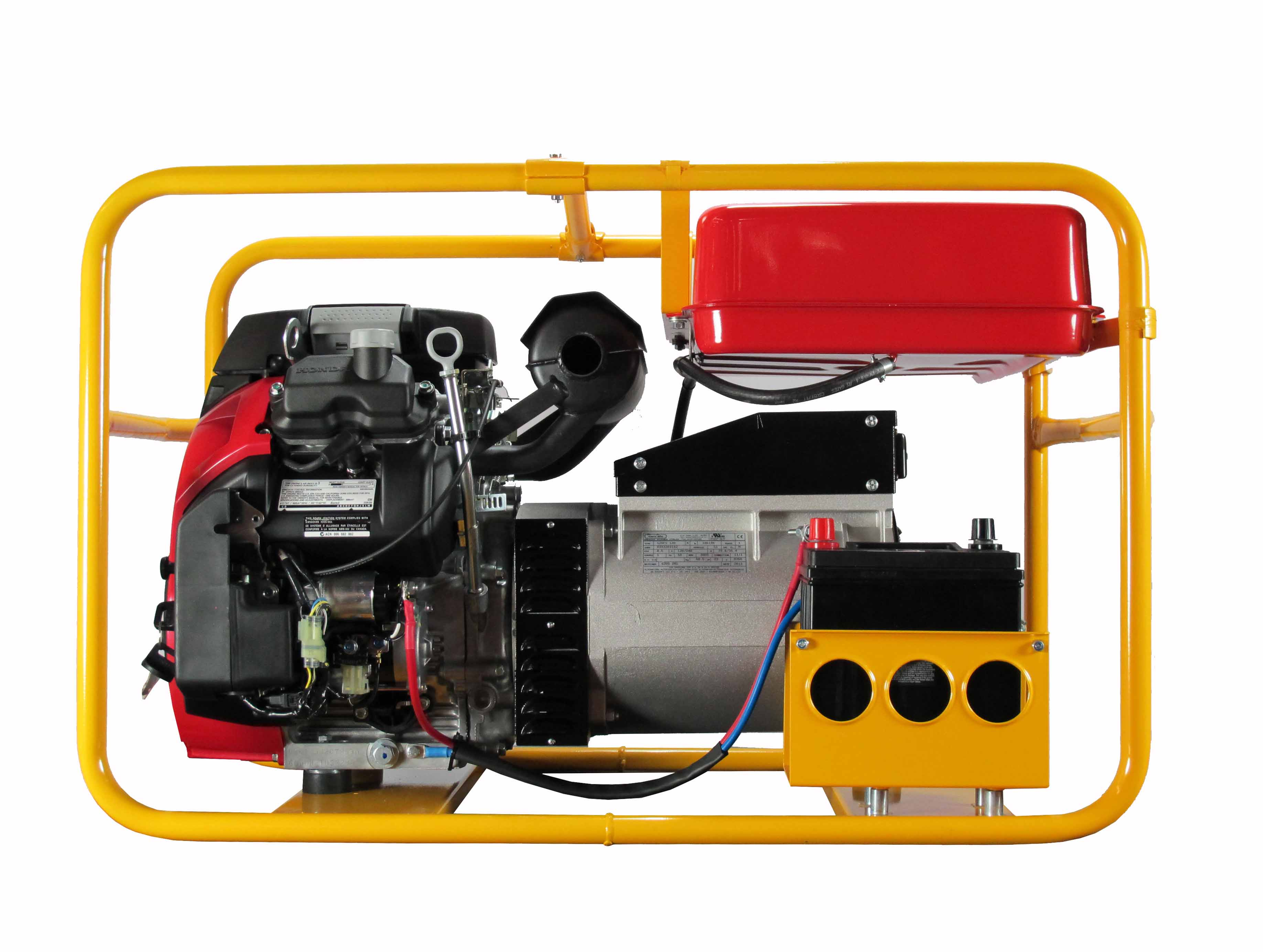 PH110ET – 9 000W Generator with battery