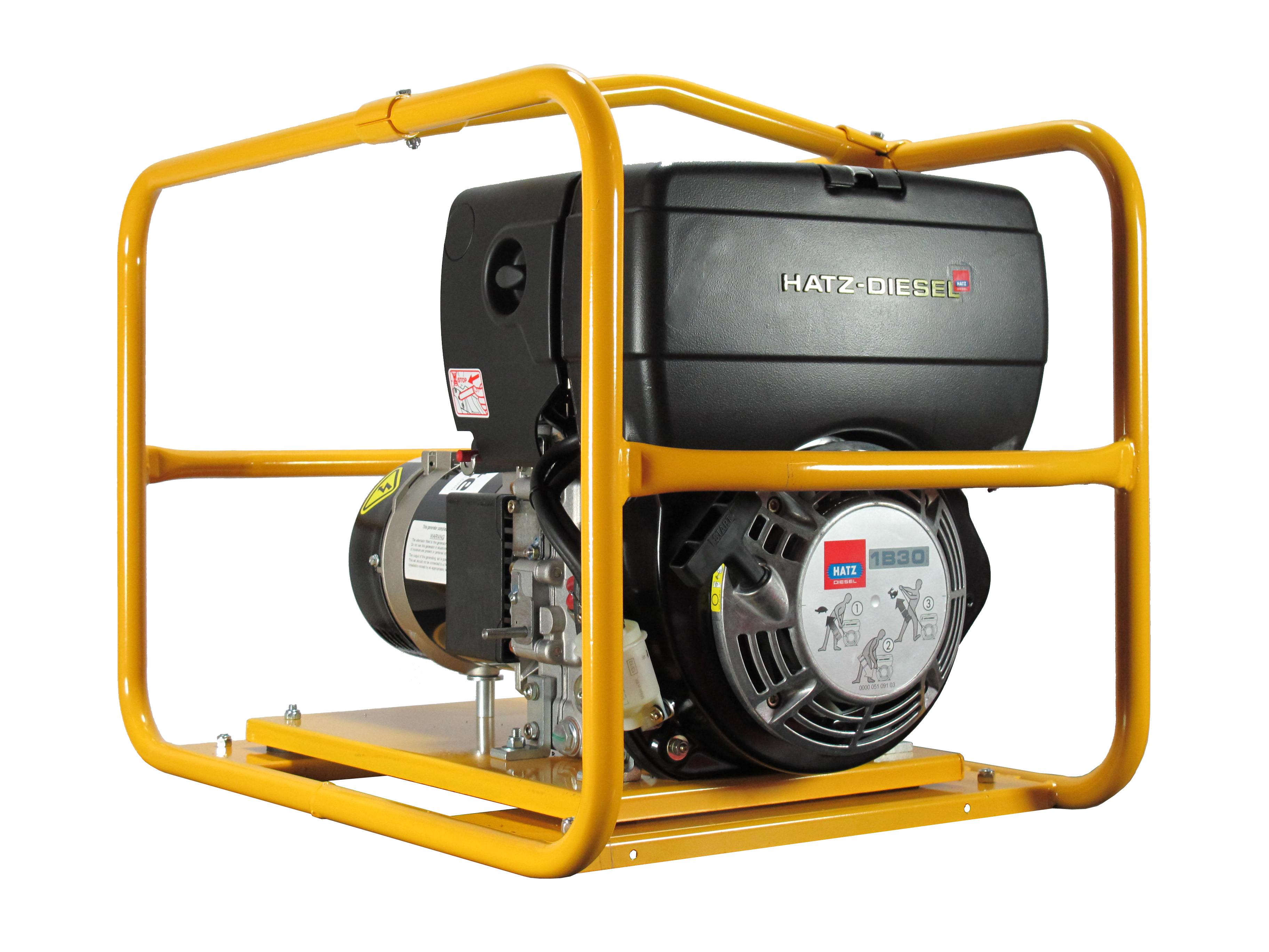 PHZD050 – 4 000W Generator