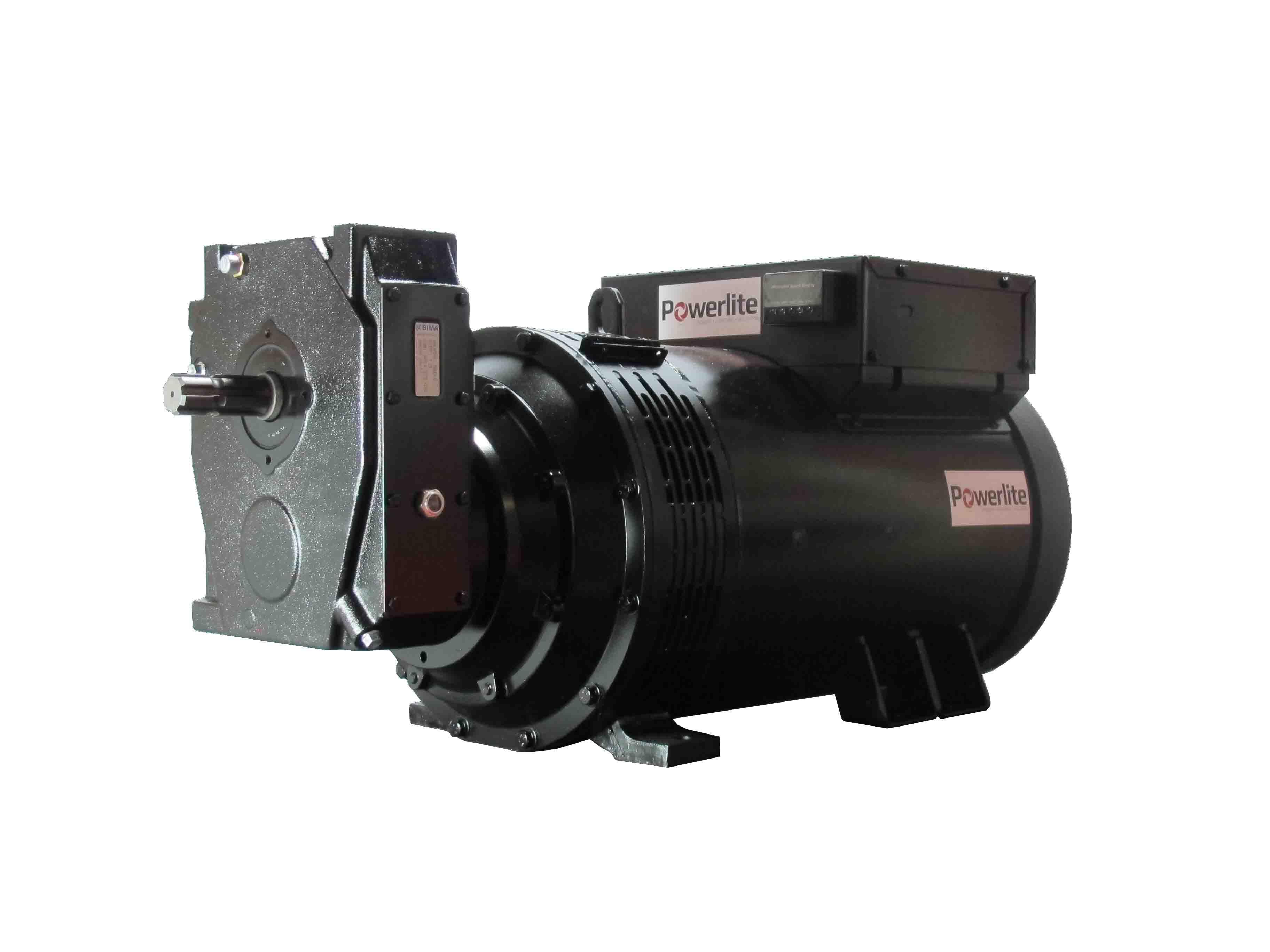 Powerlite Tpl8 8 Kva Pto Tractor Generator Powerlite
