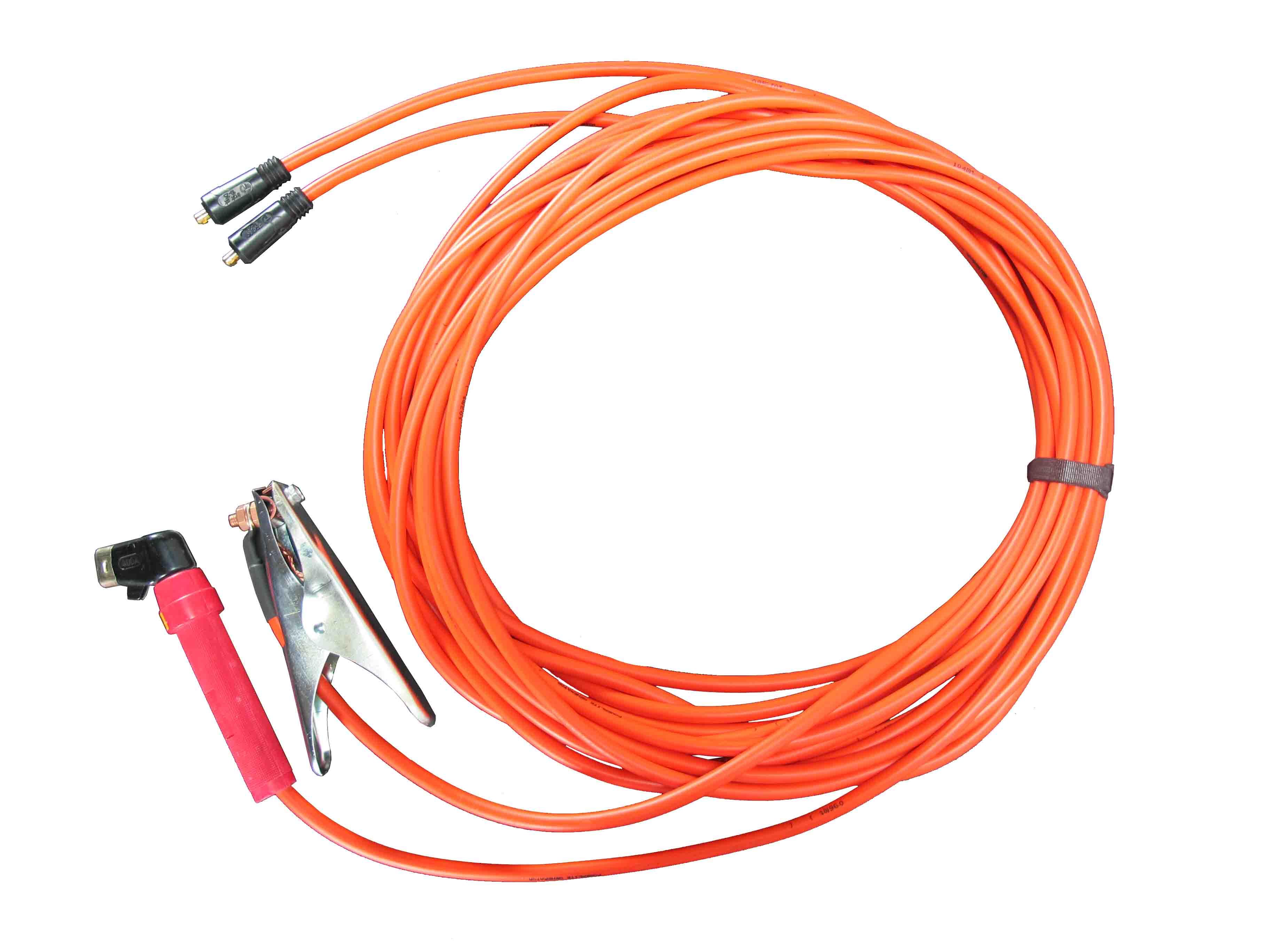 Wck Welding Cable 5m Powerlite Power Generators