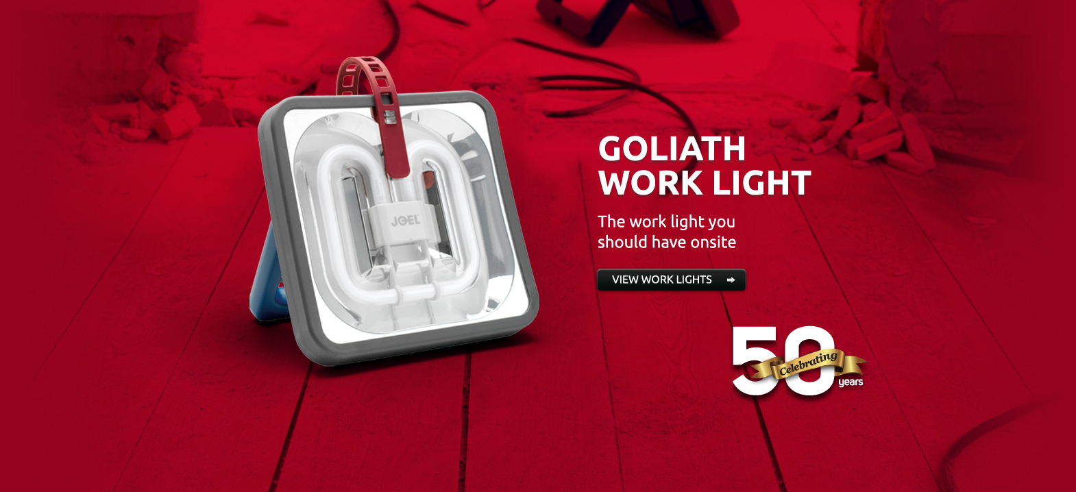 Goliath Worklight