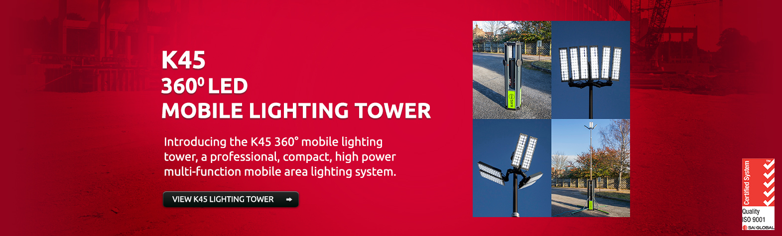 K45 lighting tower